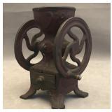 Antique salesman sample coffee grinder