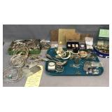 Jewelry & silver and gold scrap