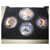 Colorized Coin Set