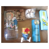 Smurf Collectibles