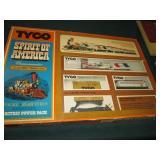 TYCO Spirit of America Train Set