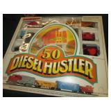 Bachmann 50 Diesel Hustler Train Set