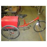 The Worksman Cycles Mover Bike