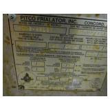 Pitco Frialator Deep Fryer