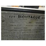 Montague RF240 Deep Fryer