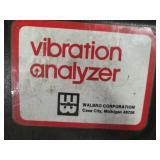 Walbro Vibration Analyzer
