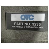 OTC 3235 104 Pin Break Out Box