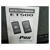 GoPro ET500 Leak Detector/Transmitter