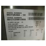 Scotsman MDT5N40A-1H Ice Machine