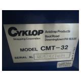 Cyklop CMT-32 Gummed Tape Dispenser