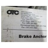 OTC Ball Joint Service Tool Set
