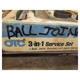 OTC Ball Joint Service Set 7249