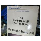 Hosecomatic Hydraulic Hose Kit