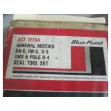 Blue Point ACT 1270A Seal Tool Set