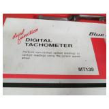 Blue Point MT139 Digital Tachometer