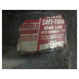 Ammco 4100 Safe Turn Brake Lathe