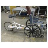 Afterburner Bike/Wheelchair