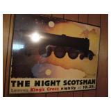 The Night Scotsman Print