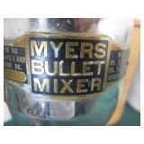 Myers Bullet Mixer Milkshake Maker