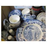 Blue & White China