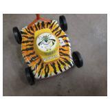 Tin Tiger Mower