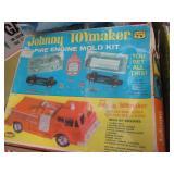 Johnny Toymaker Mold Kit