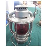 Dietz P&LE Railroad Lantern