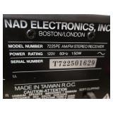 NAD 7725PE Receiver