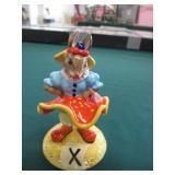 Clarissa The Clown Bunnykins