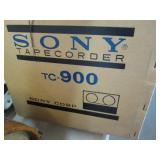 Sony TC-900 Tape Recorder