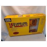 "16"" Laser Level w/ Tripod"