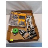 Misc. Wrenches & Sockets