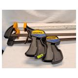 """36"""" Quick-Grip Bar Clamps"""