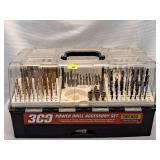 300pc Drill Accessory Set