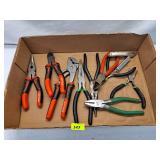 Craftsman Pliers & More