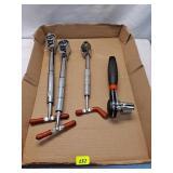 Sidewinder Speed Wrenchs & Adjustable Torque Spanr