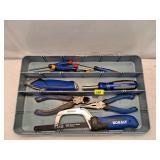 Assorted Tools & Case