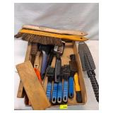 Wire Brushes & more