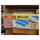 Dovetail w/ 5 bits