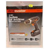 18v Drill/Driver