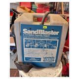 Sandblaster