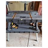 Keter Workbench w/CLamps