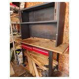 Workbench & Shelf