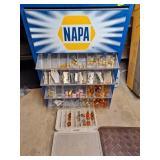 NAPA Bulb Bin Display