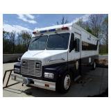 Police command vehicle