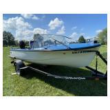 1959 Shell Lake Boat 14