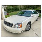 2000 Cadillac DHS