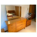 Clean bedroom furniture