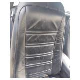 Corvette leather seats