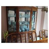 Thomasville Mystique china cabinet